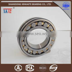 Copper Cage spherical roller bearing 22210/CA 22210CAK/W33 for conveyor drum from Chinese bearing supplier