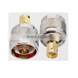 RF Coaxial Adapter SMA male to N male
