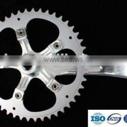Precision drop forged bycicle parts