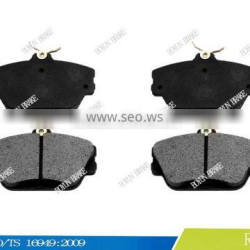 Front brake pad for FORD D598 F3LY2001A GDB4063
