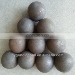 Dia 40mm Steel Grinding Ball for Grinding of Silica Sand