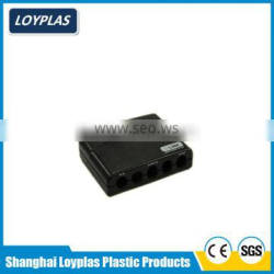 Professional plastic container with holes