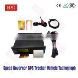 vehicle speed limiter with driver RFID reader, SD card, gps tracker & car black box T-01