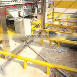 Factory supply Fiberglass grating support frame, decking floor supports