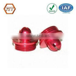 Hot sales specially customized aluminum cnc turning parts
