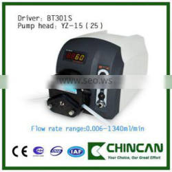 BT301S Basic Speed-Variable Peristaltic Pump with LED Display