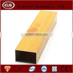 Promotional price aluminum tube for thin wall