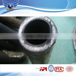 High pressure steel wire sprialed rubber hose