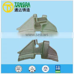 ISO9001 TS16949 OEM Casting Parts High Quality Grey Cast Iron GG30