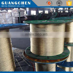 cooper wire rope 3*3-0.6MM