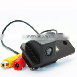 Hot sales specific car rear view camera match original car handle to keep no installation trace