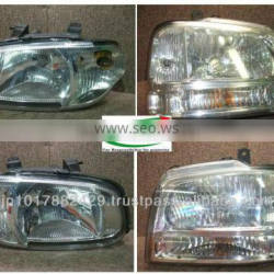 Japan quality used car head light (for TOYOTA, for HONDA , for SUZUKI, for MITSUBISHI etc)