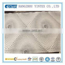 Wholesale Spiral Dot Polyester Fabric
