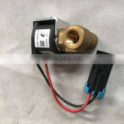 Sinotruk WT615.91 low pressure electromagnetic valve VG1540110431 of natural gas engine