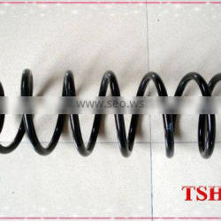 front custom coiled metal spiral spring for car VW JETTA
