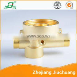 Water purifiers copper valve body
