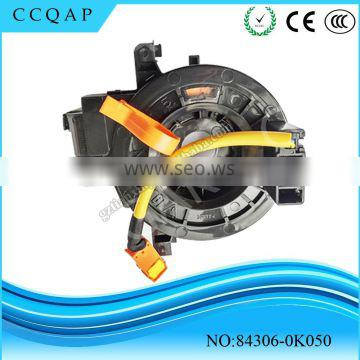 China supplier 84306-0K050 Auto electrical parts clock spring airbag sub-assy toyota spiral cable for Toyota Hilux