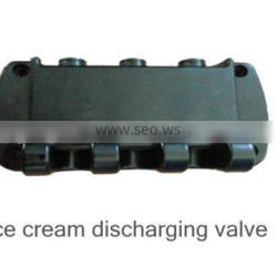 manufacturer cnc custom processing cheap price soft ice cream part head made in china