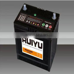 NS40-SMF 32AH used on automobiles from China supplier car battery pack