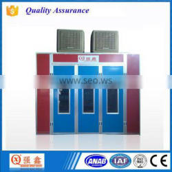 CE Approved QX500A With 3 Sets Air Blowers Car Paint Booth