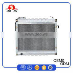Made In China Auto Parts Factory Flexible Auto Aluminum Core Radiator For Sale