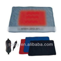 12V Car Using Heating Compact Size Blanket