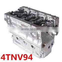 genuine and new 4TNV94/4TNV98 cylinder block for excavator hot sale in Jining Shandong China