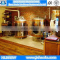 high performance 500l beer brewing plant,small sized beer fermenting equipment with CE