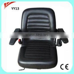 Ultimate Support in High Dishpan Seat for excavator Industrial & Construction Equip