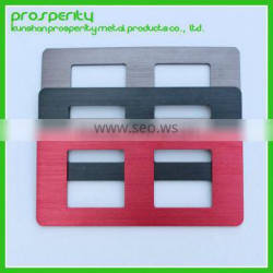 oem electrical metal wall switch frame