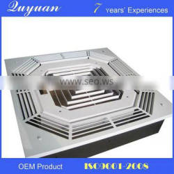 Sheet Metal Recess Grille Box for Heater