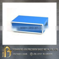 2016 new manufacturing customized metal box enclosure chassis with powder coating
