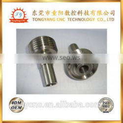 china high precision stainless butt plug cnc parts