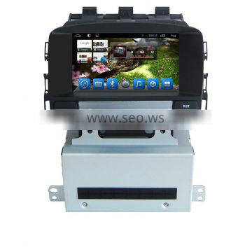 Android 2 din car dvd player for opel astra J with car gps mirror link function