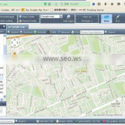 Useful tracking software for personal/bicycle/vehicle/motorcycle gps tracker