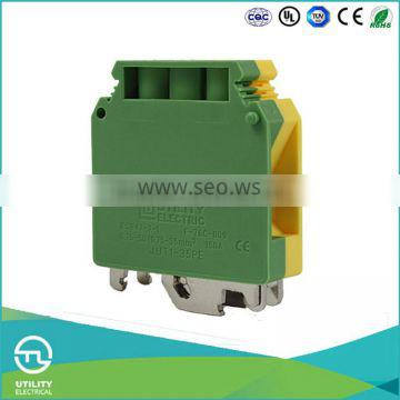 UTL Bulk Buy From China Sealed Earthing Grounding Wire Screw Terminal Block 0.75-50MM 150A