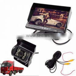 7 inch stand alone monitor with parking sensor--772SC4