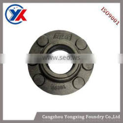 hot sale 2015 new products sand casting bearing cap,iron cast cap bearing,iron machine spare parts bearing cap