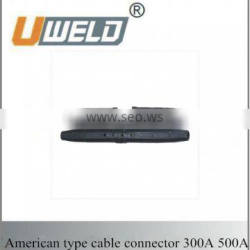 Good welding tool American type cable connector 300A, 500A