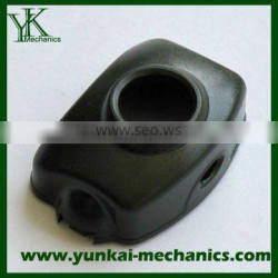 Custom silicone rubber injection parts precision plastic parts with silicone rubber