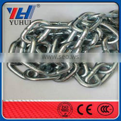 steel welded link chain with high quality