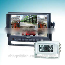 """7"""" Color TFT LCD Car Monitor system with touch screen"""