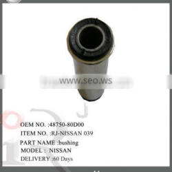Bushing 48750-80D00 use for Nissan auto parts