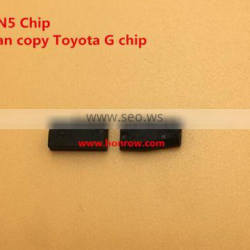 New arrival CN5 Transponder Chip Toyota G chip can copy Toyota G chip
