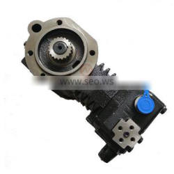 high quality engine parts air compressor 3417958 3074470 215900 engine KTA19 K19 air compressor assembly for Dongfeng truck
