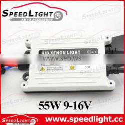 Hot Selling Stable quality slim 9 to 16V 35W 55W 10 years factory experice hid ballast