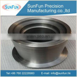 Custom cnc machined steel forging heavy central machinery parts
