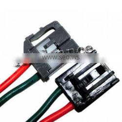RED AND BLACK 23CM WIRE LENGTH 14AWG WIRE GAUGE WIRE HARNESS CONNECTOR