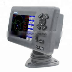 New! ONWA KP-38A 5-inch marine GPS Chart Plotter with built-in AIS Transponder
