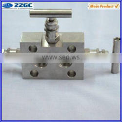 Hot sale Chinese 3 valve manifold with low price